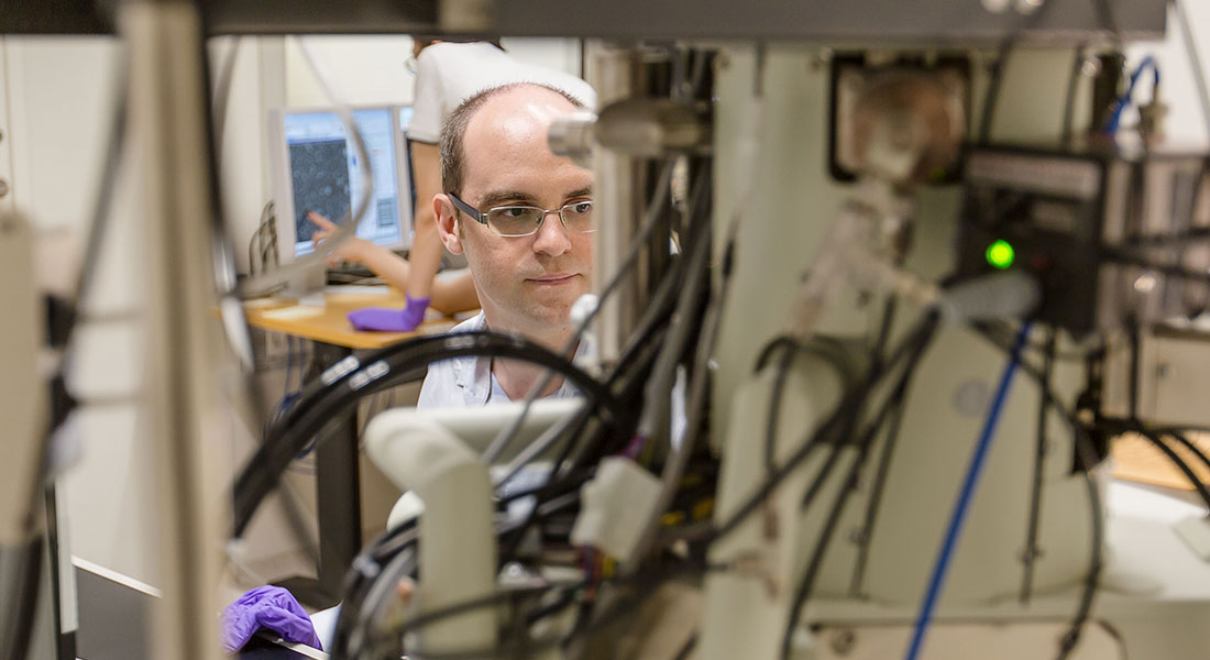 Read about the Quantech LAB at the Niels Bohr Institute